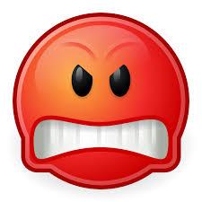 anger emoji Staying Cool