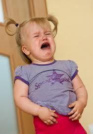 girls tantrums