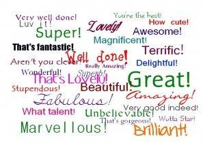 lots of praise words
