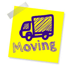 picture of a moving truck