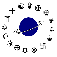 different religion symbols