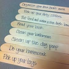 kids chore